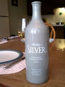 2011 Mer Soleil Silver Chardonnay