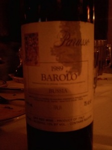 1989 Parusso Barolo