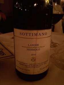 2010 Sottimano Nebbiolo