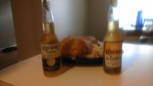 Corona and Brie