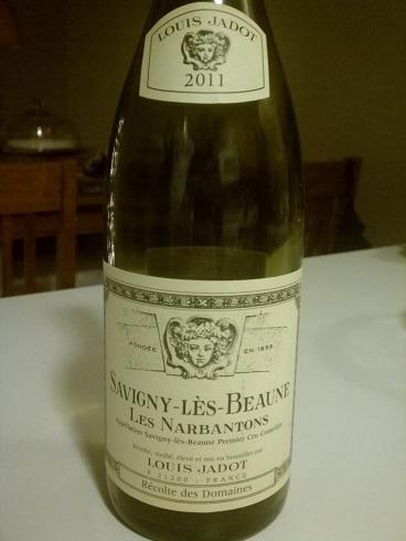 2011 Savigny Les Beaune Les Narbantons